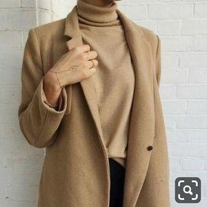 Ralph Lauren Camel Turtleneck Sweater Size S/M